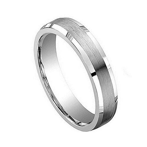 Cobalt Ring , Wedding Band, Anniversary Ring 5mm