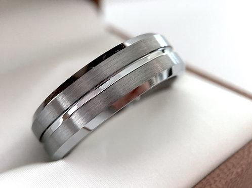 Mens Tungsten Wedding Bands, Mens Tungsten Ring, Tungsten Wedding Bands 7mm, 9mm