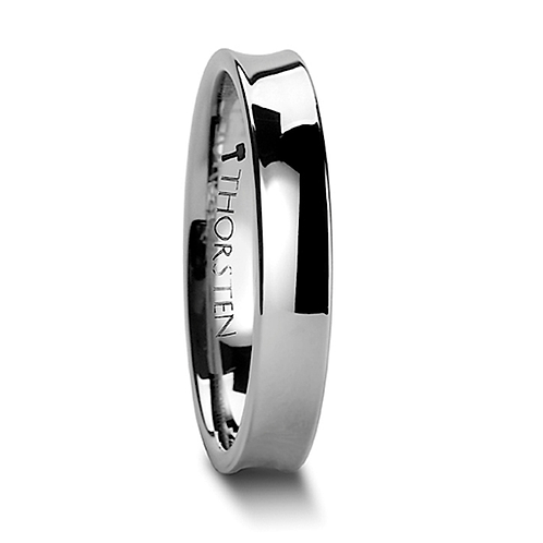 Tungsten Wedding Band, Engagement Ring 4mm-8mm