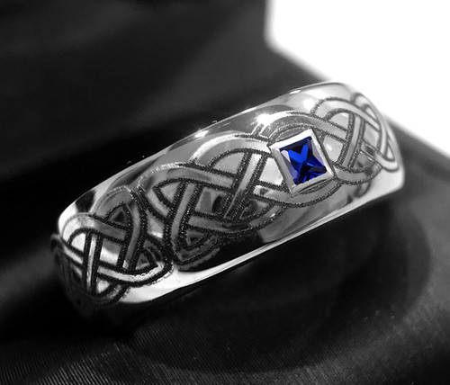 Tungsten Band Engagement Ring Wedding Band Wedding Ring