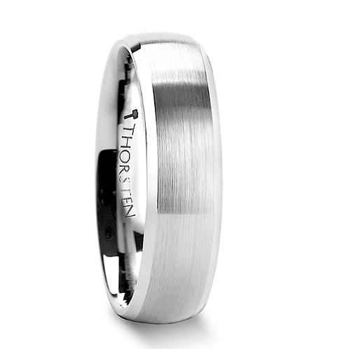 Tungsten Wedding Band, Anniversary Ring  6mm-8mm