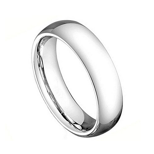 Cobalt Ring, Wedding Band, Anniversary Ring  5mm