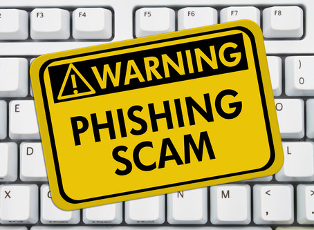 Beware Phishing Scams: Protect Your Small Business