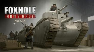 Arms Race Arrives on Aug 12th