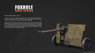 Foxhole Early Access Launch