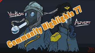 Community Highlights 77