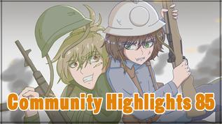 Community Highlights 85