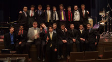 Essex High School Jazz Orchestra wins the UMass Amherst Jazz Festival 2014