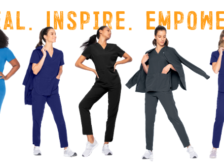 New Healthcare Scrubs from ICON by Urbane