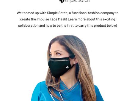 Motivated Movement meets Fashionable Face Masks