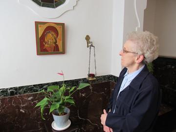 Hoe zuster Joannicia me de liefde voor iconen leerde