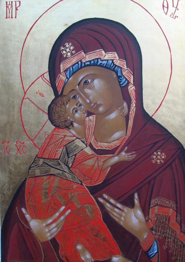 Moeder Gods Vladimir