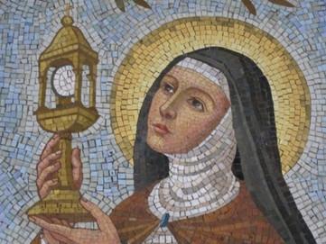 Hoe Clara van Assisi mij klaarder werd