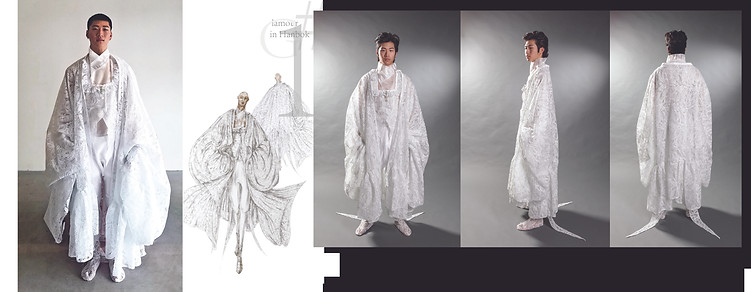 Glamour in Hanbok #1