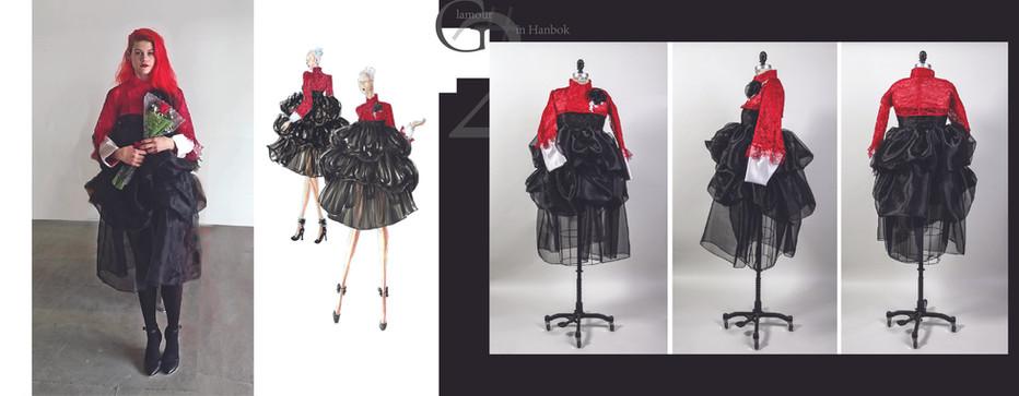 Glamour in Hanbok #2