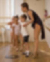 Children dance classes toddler