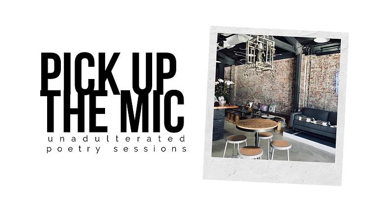 Pick Up The Mic - Chapter 01