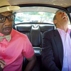 """""""Sideways"""" featured on """"Comedians In Cars Getting Coffee"""" episode with J.B. Smoove"""