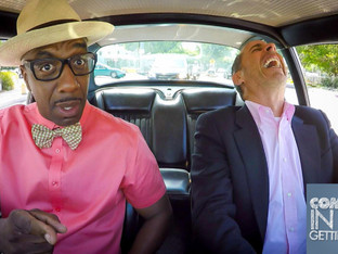 """Sideways"" featured on ""Comedians In Cars Getting Coffee"" episode with J.B. Smoove"