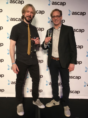 ASCAP Screen Music Awards 2018. Freddy Monday, Phil Cimino - Beverly Hilton, Los Angeles.