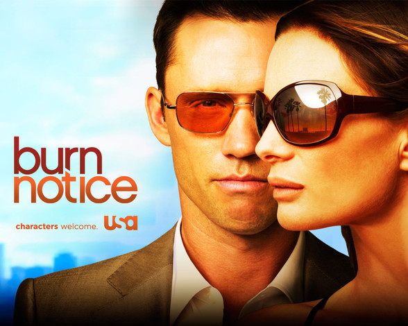 """I Want To Be Your Davy Jones"" by Freddy Monday featured on the ""Burn Notice"" ep"