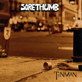 """Sorethumb"" single ""Tinman"" released on iTunes for the first time."