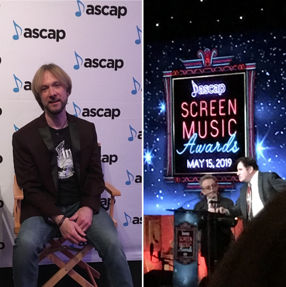 ASCAP Screen Music Awards 2019 - Beverly Hilton, Los Angeles.