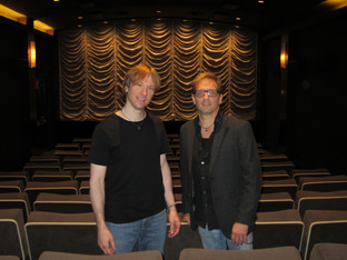 """Jobs"" NYC Press Screening with Phil Cimino."