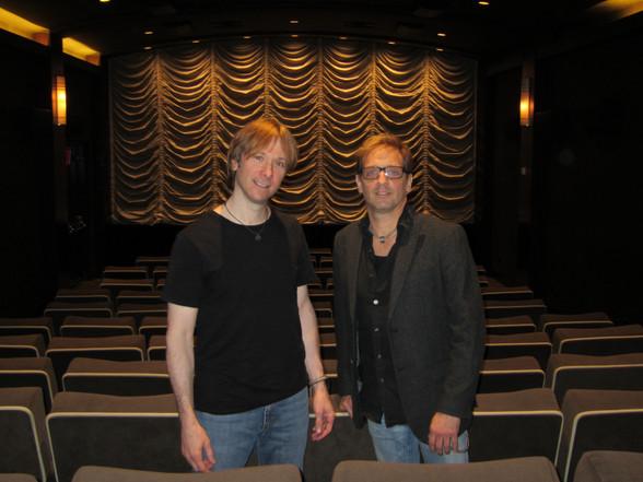"""Jobs"" NYC Press Screening with Phil Cimino."