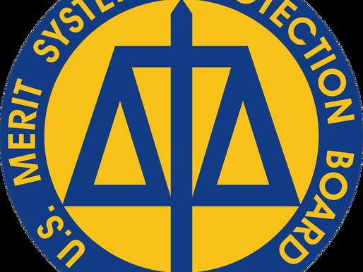 MSPB, EEOC & Negotiated Grievance Procedures Complaints: Federal Government Employment Law Basics