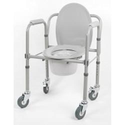 Кресло-туалет мобильное