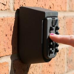 Оutdoor key-safe-уличный сейф для ключа