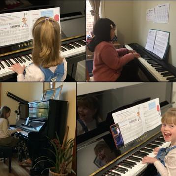 Covid - 19 Piano Lessons