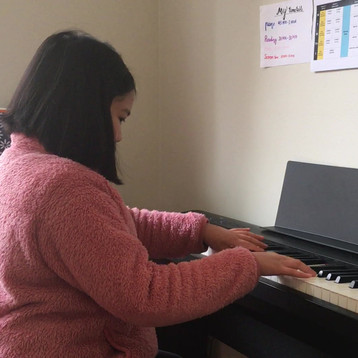 A Student Performance - Pachelbel's Canon!