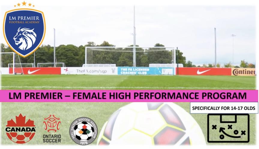 LM Premier High Performance