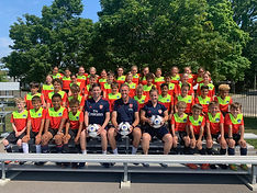 Arsenal Talent Development Camp 2019