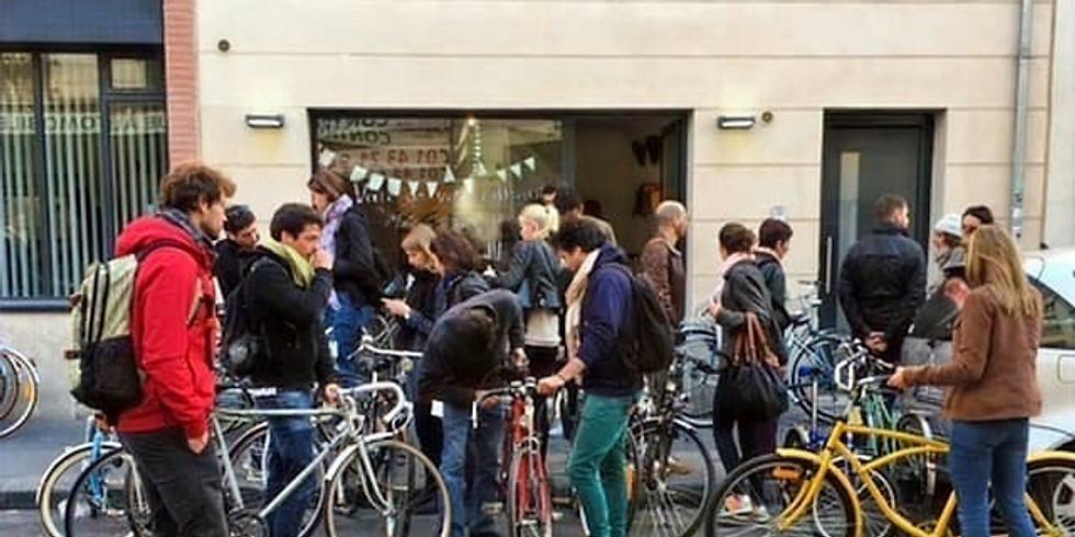 BIG  bourse de vélos hollandais