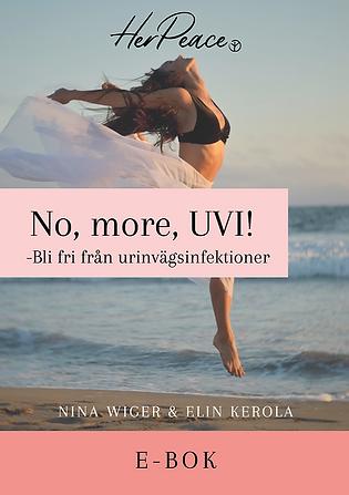 Omslaget för e-boken No, more UVI!!