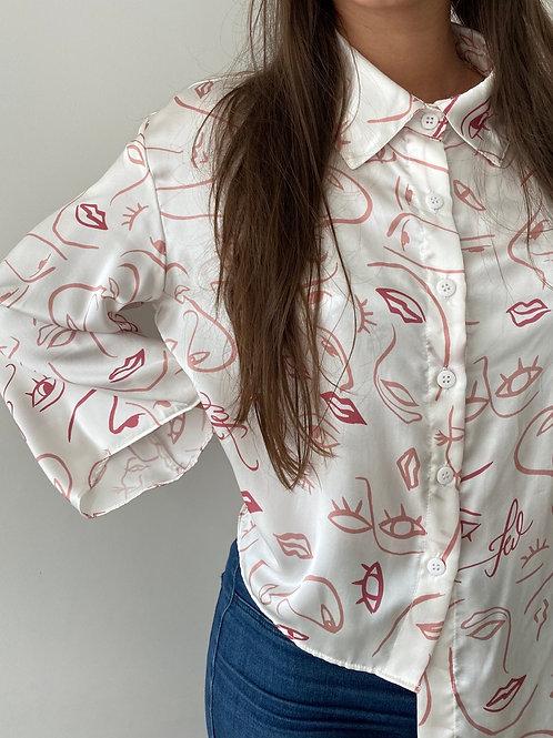 Camisa Seda Dream