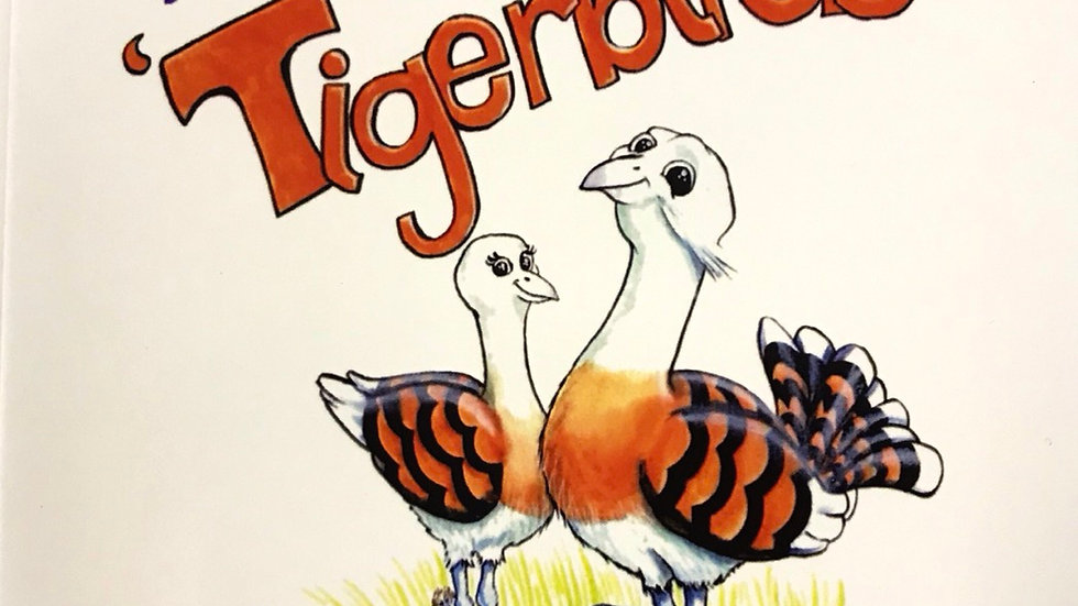 Return of the Tigerbirds Storybook