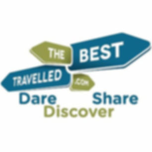 The Best Travelled Logo