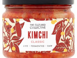 Glow Up! Kimchi & Sauerkraut get a fresh new look