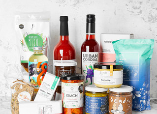 The Ultimate Care Package : Kimchi & Other Tasty Treats