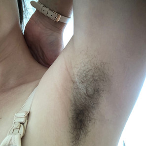 Pit hair