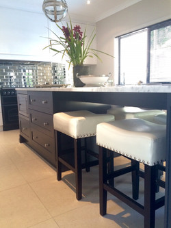 yeronga project kitchen stools