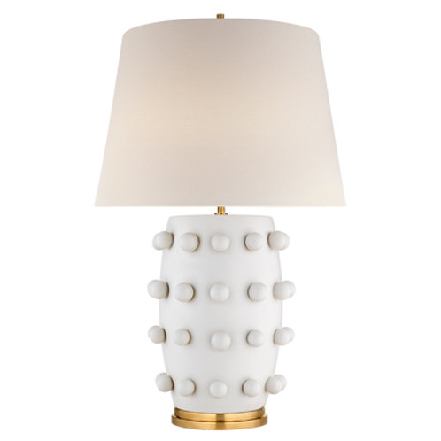 Kelly Lamp White