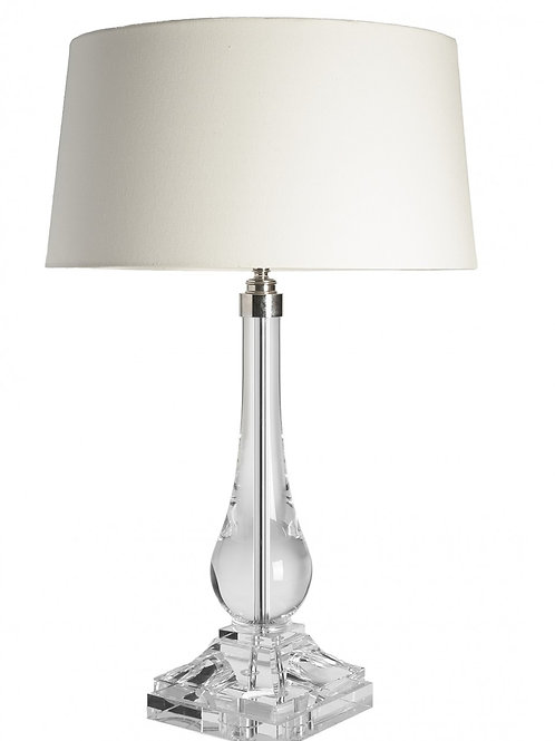 Solid Glass Drop lamp