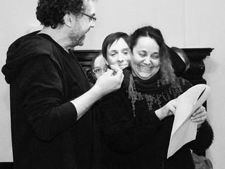 Les Avesnoiseries: répétitions janvier 2017