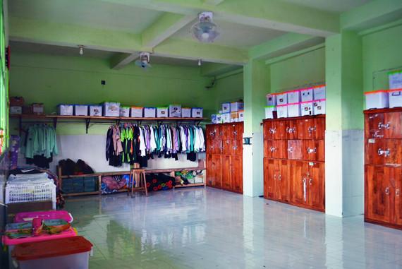 Kamar Santri