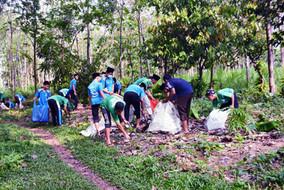 Kegiatan Bersih Lingkungan